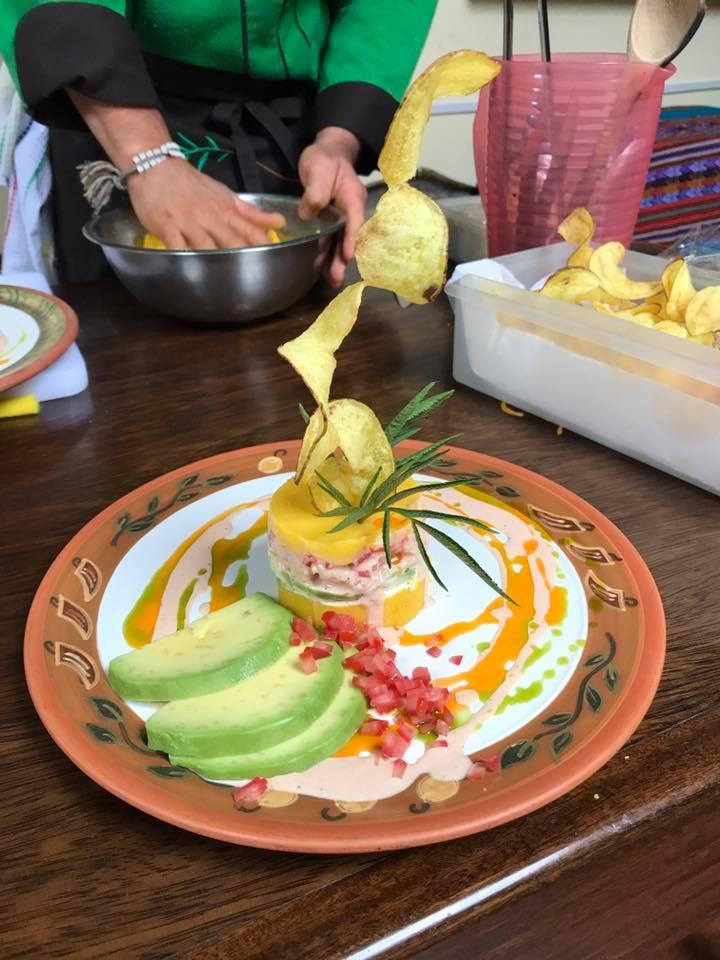 culinary tour peru